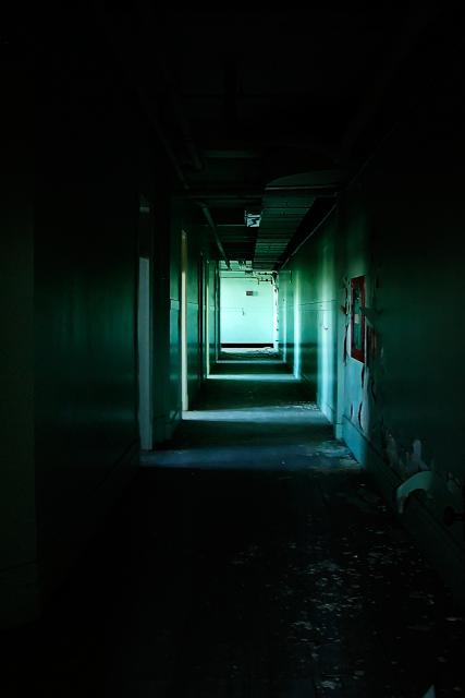 Darkened Hallways